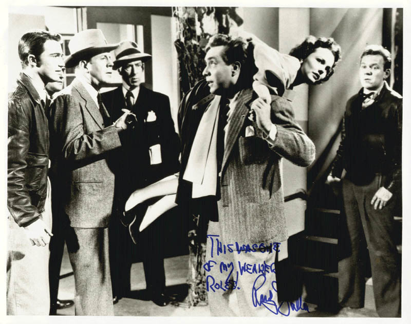 Image 1 for Rudy Vallee - Autographed Signed Photograph - HFSID 181784