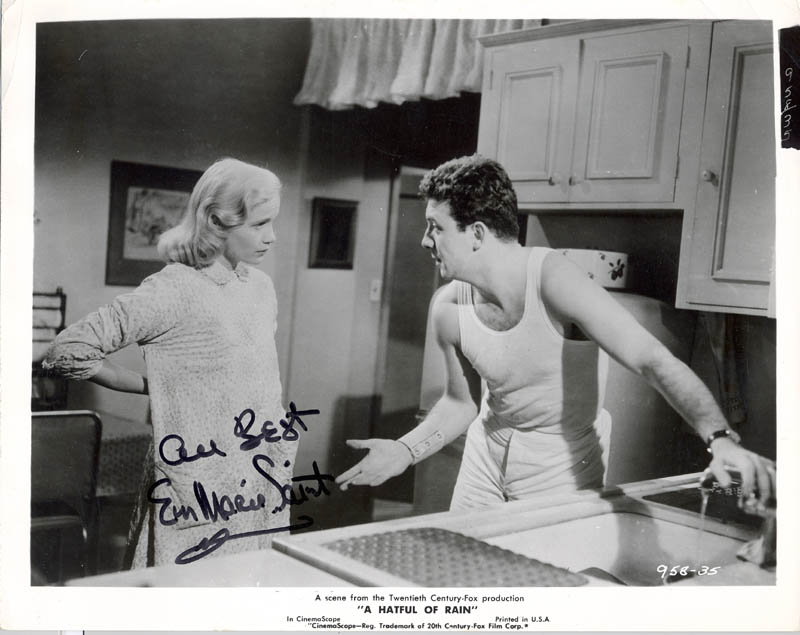 Image 1 for Eva Marie Saint - Autographed Signed Photograph - HFSID 183349