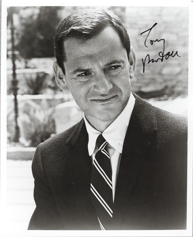 Image 1 for Tony Randall - Autographed Inscribed Photograph - HFSID 183461
