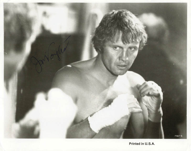 Image 1 for Jon Voight - Autographed Signed Photograph - HFSID 184283