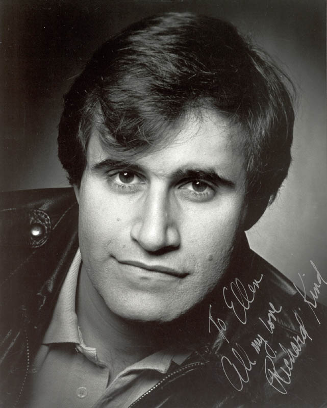 Image 1 for Richard Kind - Autographed Inscribed Photograph - HFSID 184669
