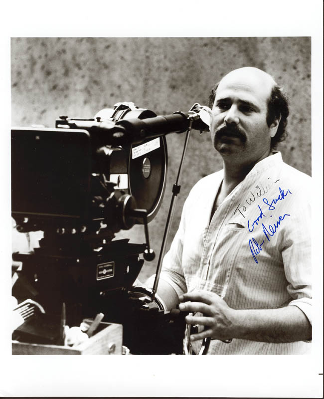 Image 1 for Rob Reiner - Autographed Inscribed Photograph - HFSID 184744