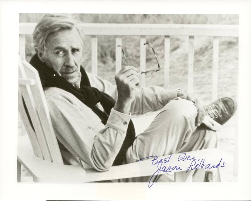 Image 1 for Jason Robards Jr. - Autographed Signed Photograph - HFSID 185150