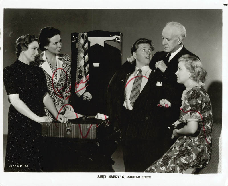 Image 1 for Mickey Rooney - Printed Photograph Signed In Ink - HFSID 185162