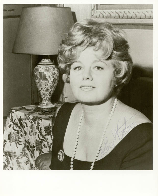Image 1 for Shelley Winters - Autographed Signed Photograph - HFSID 185241