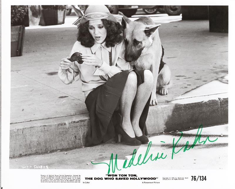 Image 1 for Madeline Kahn - Autographed Signed Photograph - HFSID 185518