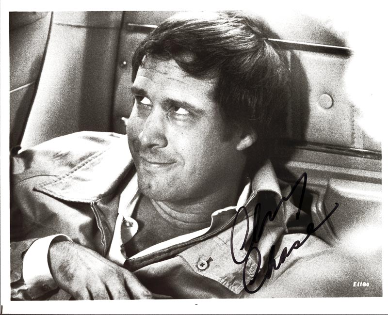 Image 1 for Chevy Chase - Autographed Signed Photograph - HFSID 185711