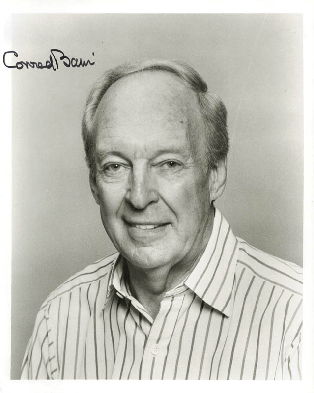 Image 1 for Conrad Bain - Autographed Signed Photograph - HFSID 185919
