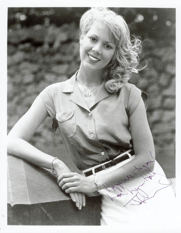 Image 1 for Lynn-holly Johnson - Autographed Signed Photograph - HFSID 187433