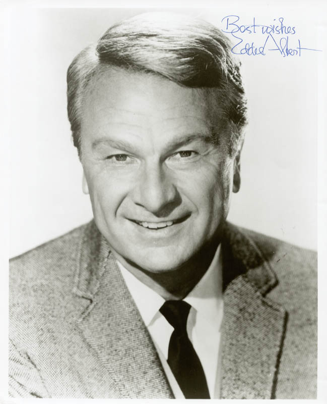 Image 1 for Eddie Albert - Autographed Signed Photograph - HFSID 187501