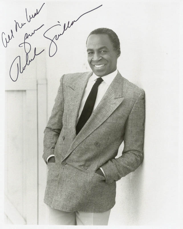 Image 1 for Robert Guillaume - Autographed Signed Photograph - HFSID 187851