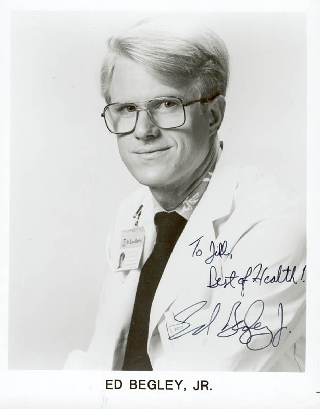 Image 1 for Ed Begley Jr. - Autographed Inscribed Photograph - HFSID 187925