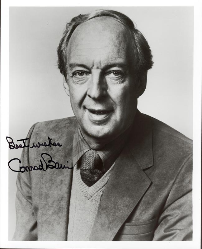 Image 1 for Conrad Bain - Autographed Signed Photograph - HFSID 187935