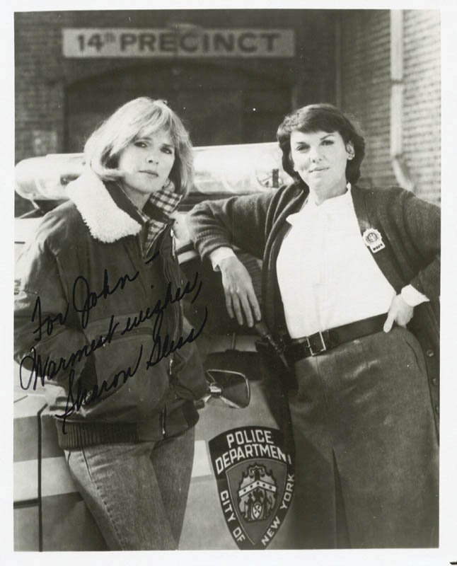 Image 1 for Sharon Gless - Autographed Inscribed Photograph - HFSID 187987