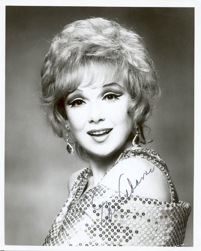 Image 1 for Edie Adams - Autographed Signed Photograph - HFSID 188049