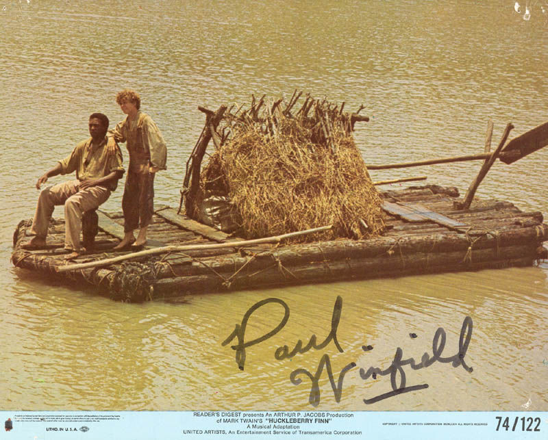 Image 1 for Paul Winfield - Autographed Signed Photograph - HFSID 188586