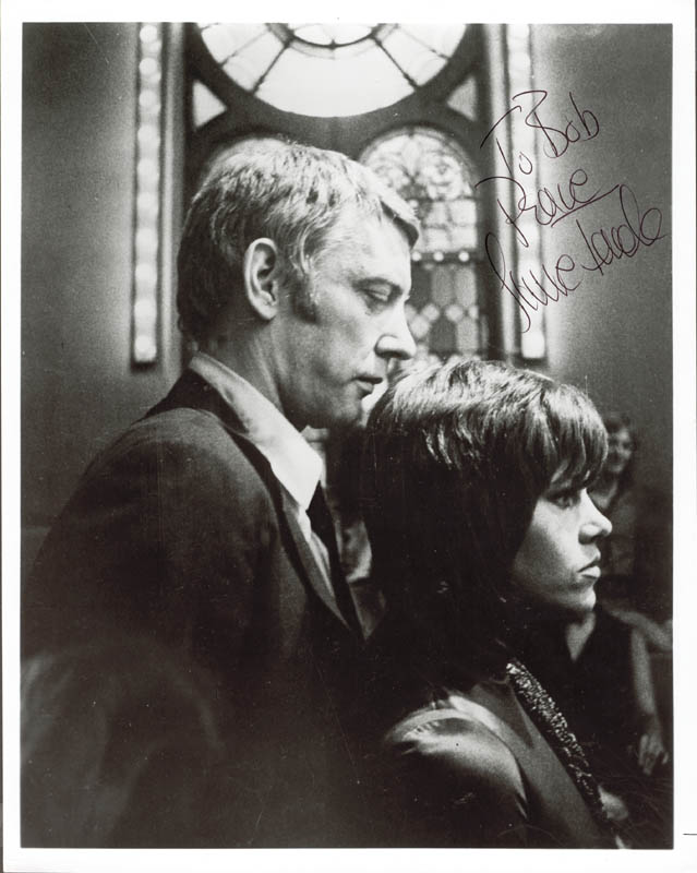 Image 1 for Jane Fonda - Autographed Inscribed Photograph - HFSID 188845