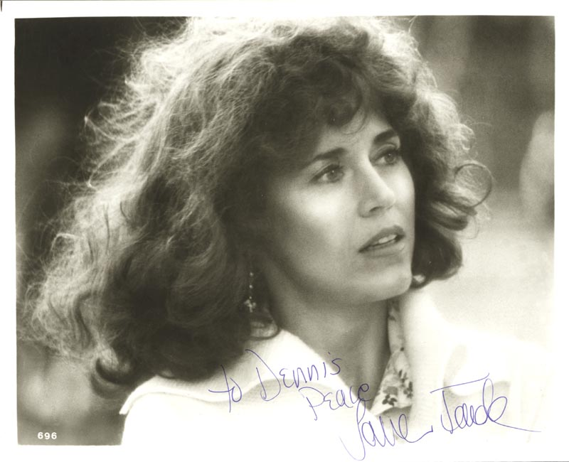 Image 1 for Jane Fonda - Autographed Inscribed Photograph - HFSID 188846