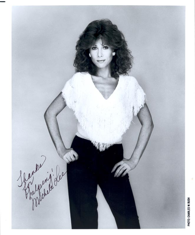 Image 1 for Michele Lee - Autographed Signed Photograph - HFSID 188853