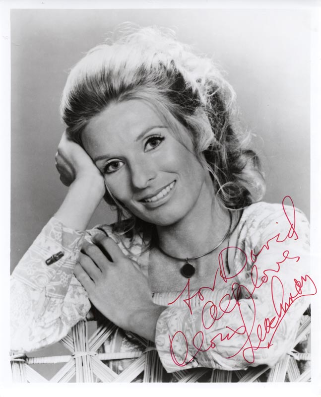 Image 1 for Cloris Leachman - Autographed Inscribed Photograph - HFSID 188946