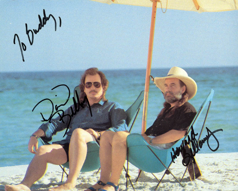 Image 1 for The Bellamy Brothers - Autographed Inscribed Photograph with co-signers - HFSID 189194