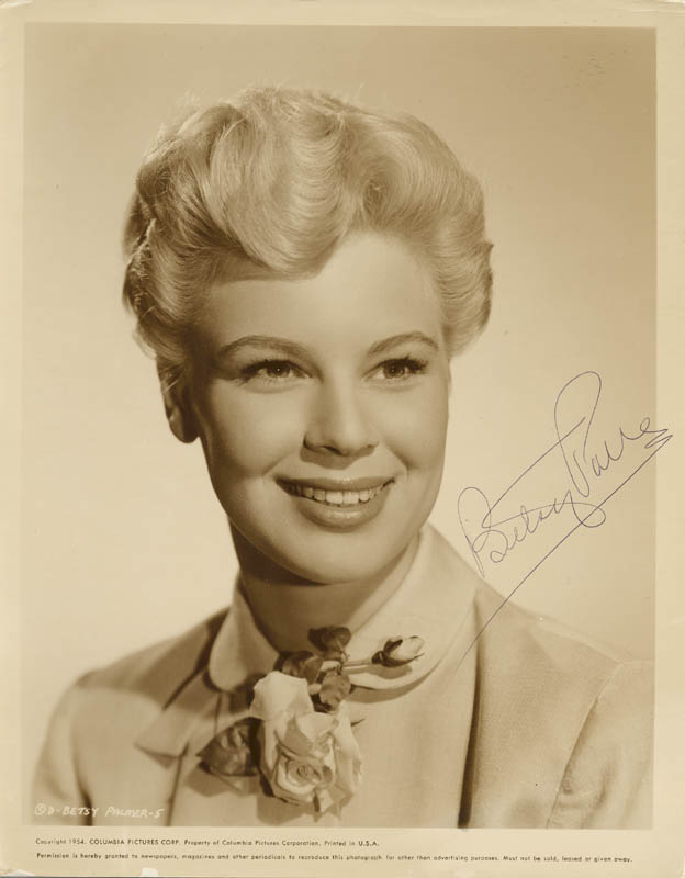 Image 1 for Betsy Palmer - Printed Photograph Signed In Ink - HFSID 190551