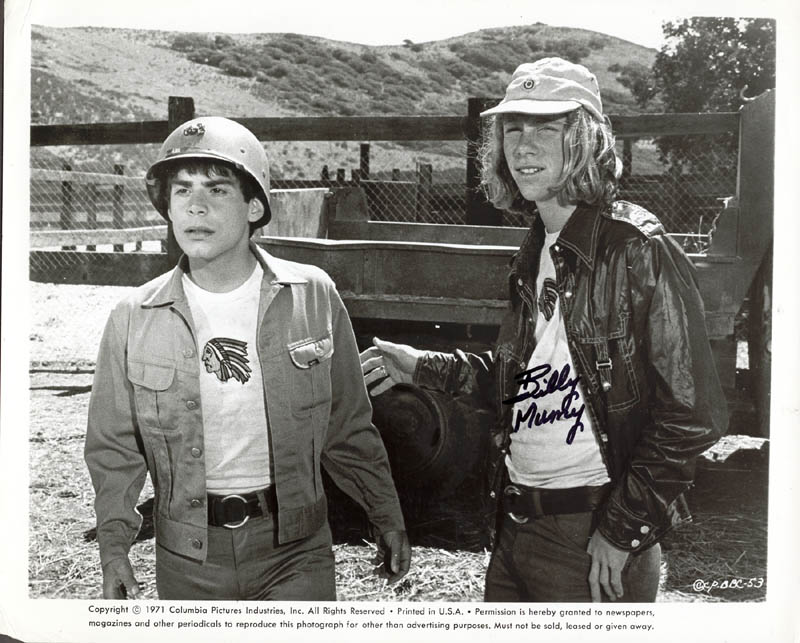 Image 1 for Billy Mumy - Autographed Signed Photograph - HFSID 190856