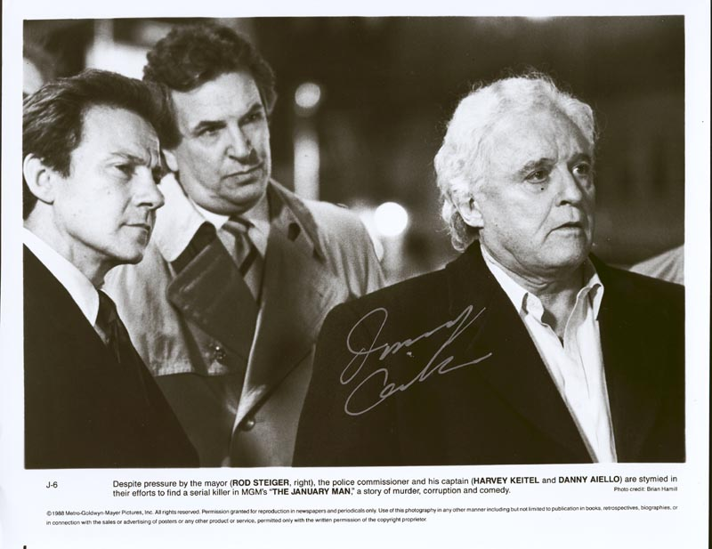 Image 1 for Danny Aiello - Autographed Signed Photograph - HFSID 190930