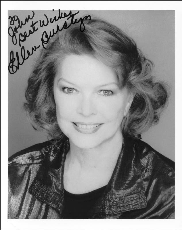 Image 1 for Ellen Burstyn - Autographed Inscribed Photograph - HFSID 190951