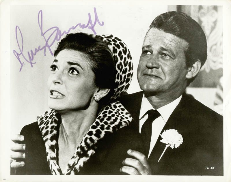 Image 1 for Anne Bancroft - Autographed Signed Photograph - HFSID 191147
