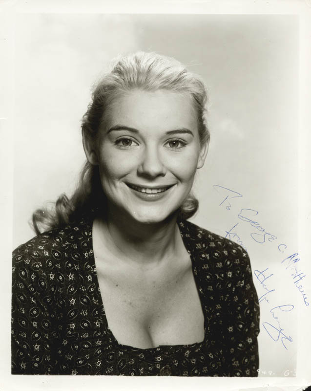 Hope Lange Nude Photos 3