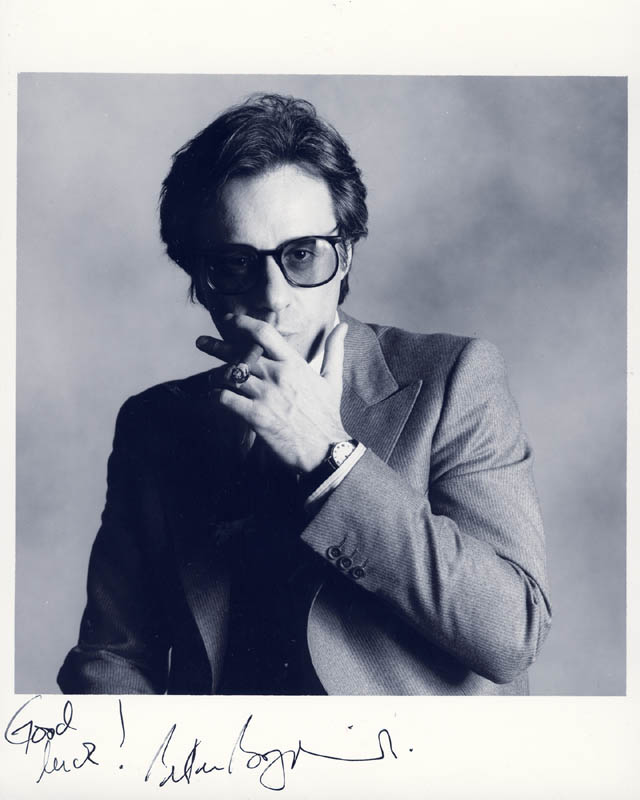 Image 1 for Peter Bogdanovich - Autographed Signed Photograph - HFSID 191363