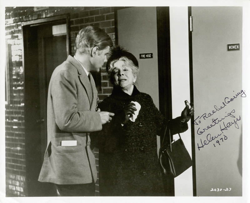 Image 1 for Helen Hayes - Autographed Inscribed Photograph - HFSID 191448