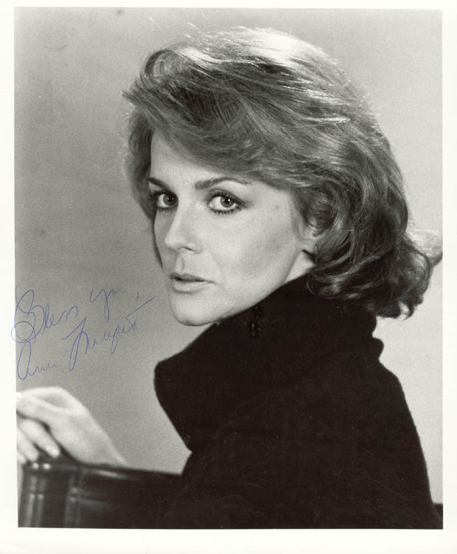 Image 1 for Ann-margret - Autographed Signed Photograph - HFSID 191477