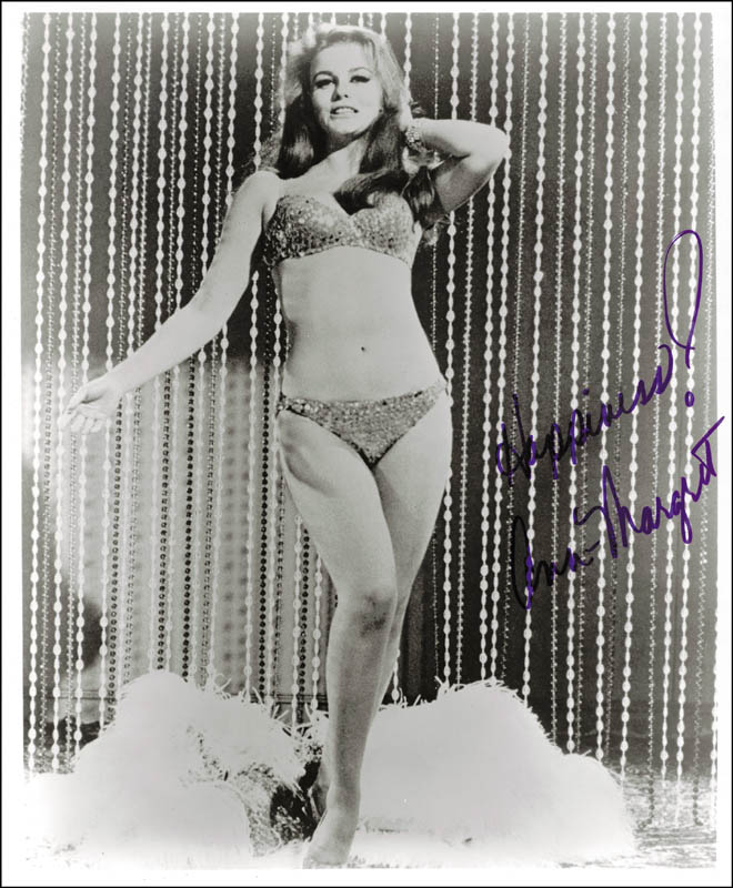 Image 1 for Ann-margret - Autographed Signed Photograph - HFSID 191478
