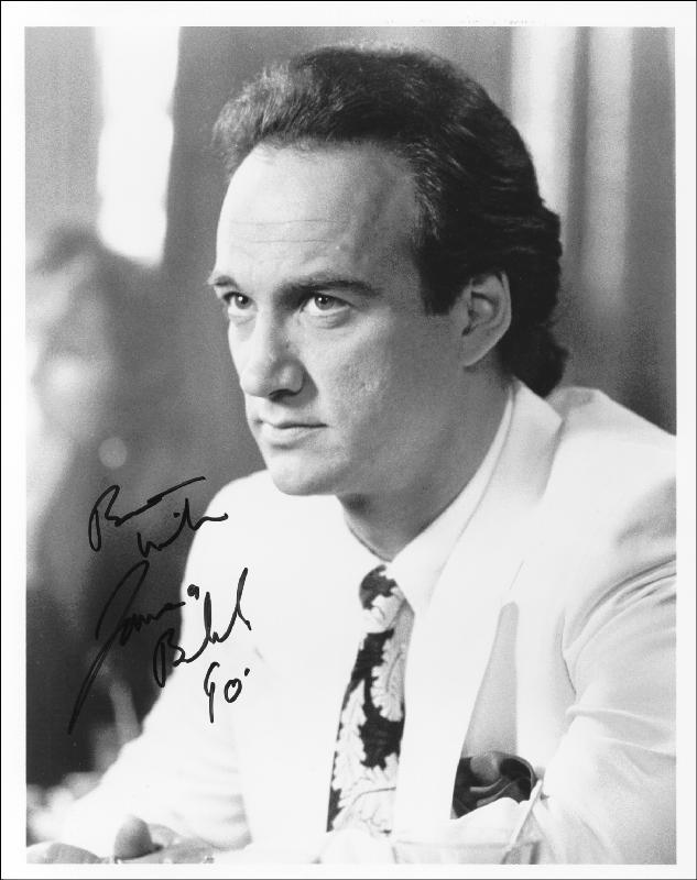 Image 1 for James Belushi - Autographed Signed Photograph 1990 - HFSID 191580
