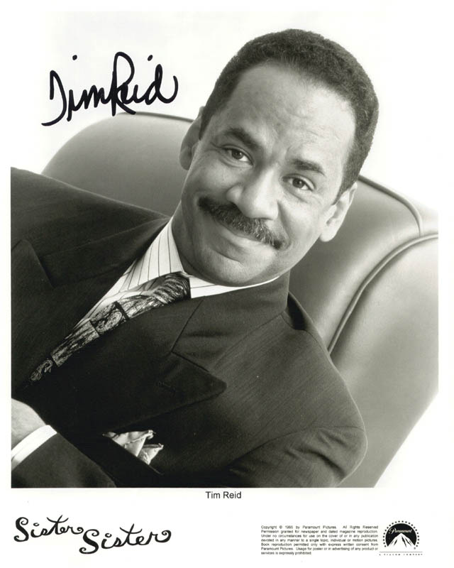 Image 1 for Tim Reid - Autographed Signed Photograph - HFSID 191998