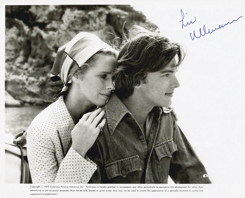 Image 1 for Liv Ullmann - Autographed Signed Photograph - HFSID 192261