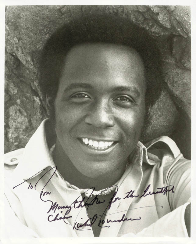 Image 1 for Richard Roundtree - Autographed Inscribed Photograph - HFSID 192362
