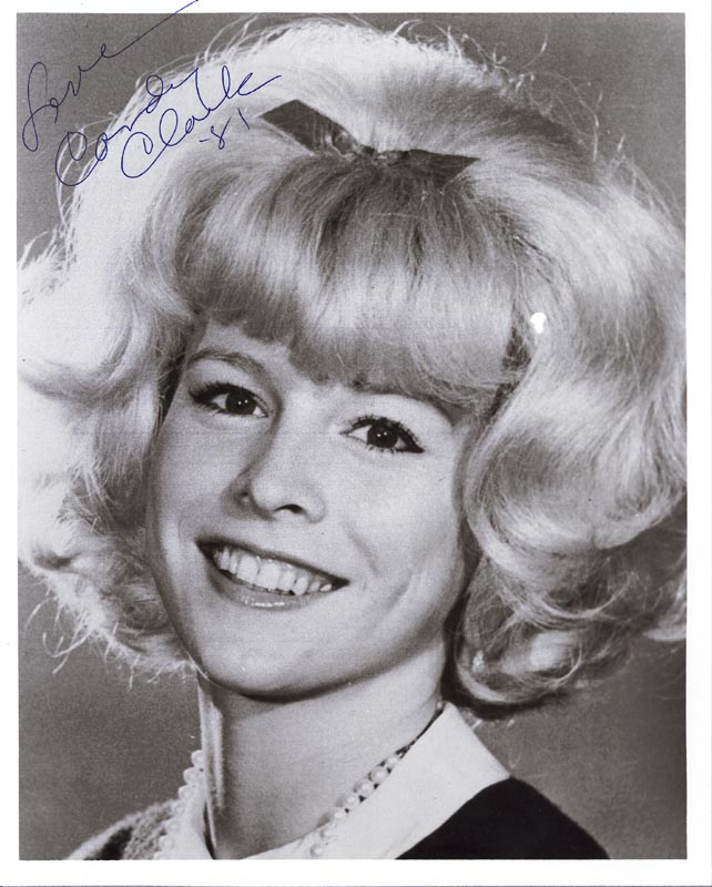 Image 1 for Candy Clark - Autographed Signed Photograph 1981 - HFSID 192395