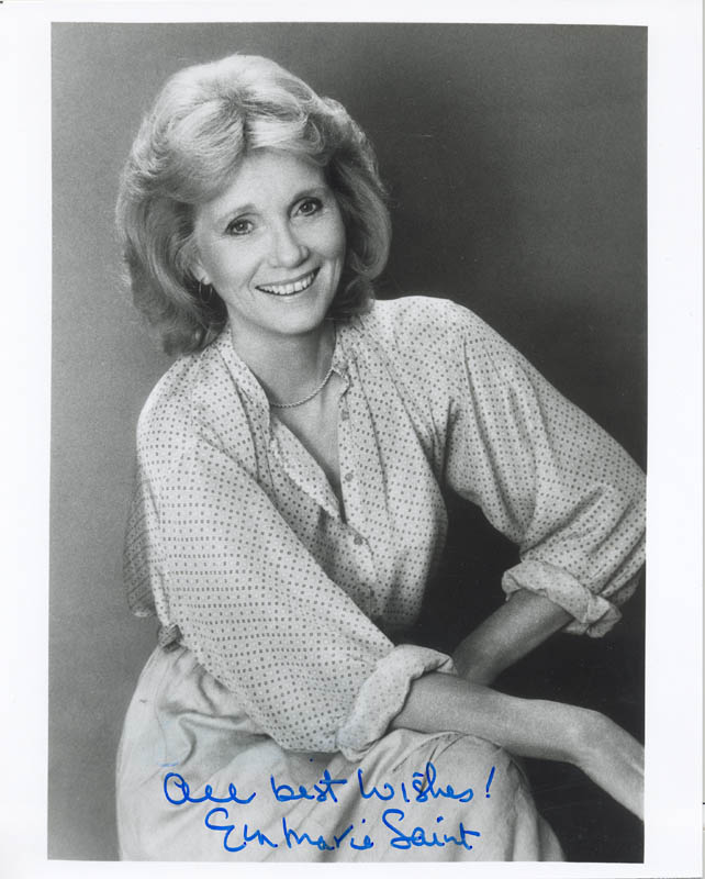 Image 1 for Eva Marie Saint - Autographed Signed Photograph - HFSID 192404