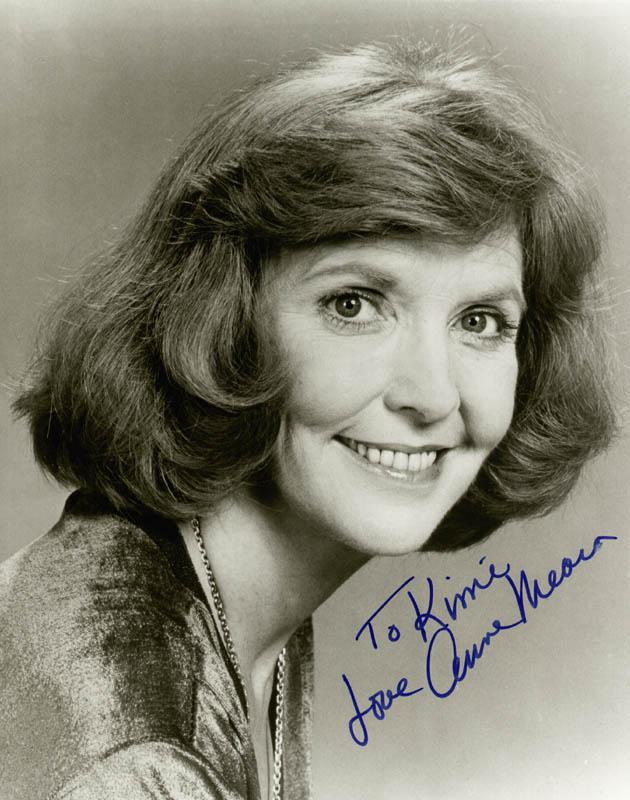 Image 1 for Anne Meara - Autographed Inscribed Photograph - HFSID 192664