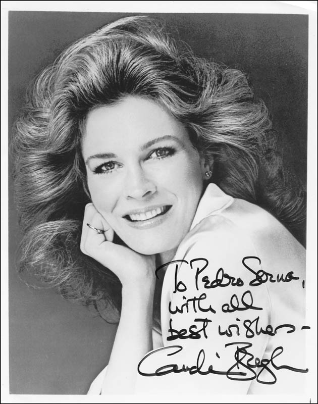 Image 1 for Candice Bergen - Autographed Inscribed Photograph - HFSID 192724