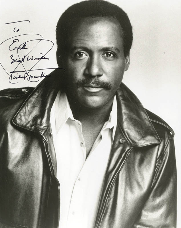 Image 1 for Richard Roundtree - Autographed Inscribed Photograph - HFSID 192830