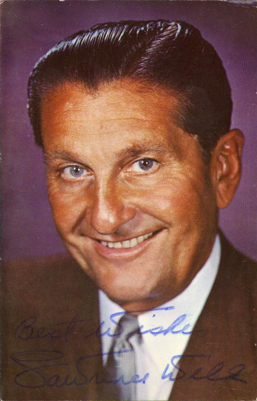 Image 1 for Lawrence Welk - Autographed Signed Photograph - HFSID 192839