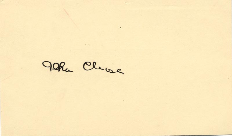 Image 1 for Ilka Chase - Post Card Signed - HFSID 19289