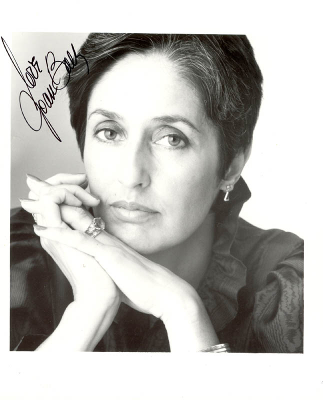 Image 1 for Joan Baez - Autographed Signed Photograph - HFSID 192931