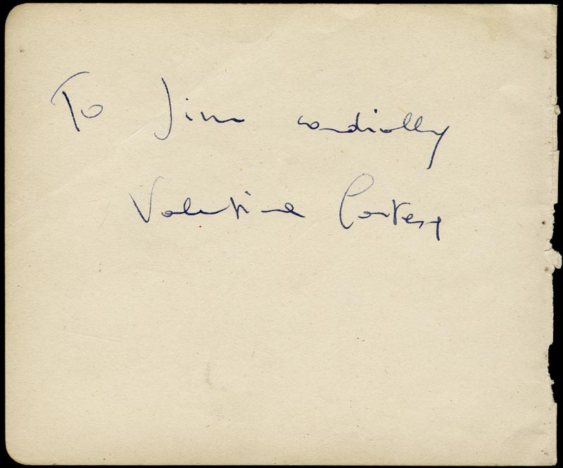 Image 3 for Sir Alec Guinness - Autograph Note Signed co-signed by: John Justin - HFSID 19765