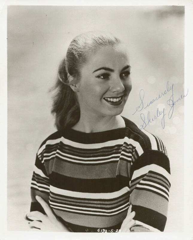Image 1 for Shirley Jones - Autographed Signed Photograph - HFSID 198365