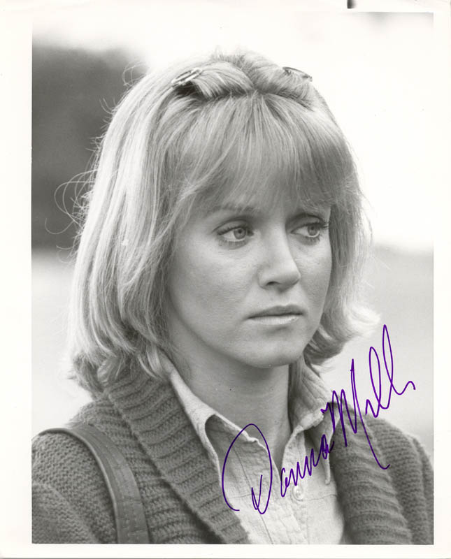 Image 1 for Donna Mills - Autographed Signed Photograph - HFSID 198459